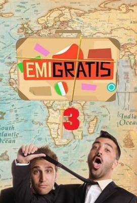 Emigratis - Stagione 3 (2018) (Completa) HDTV 720P ITA AC3 x264 mkv