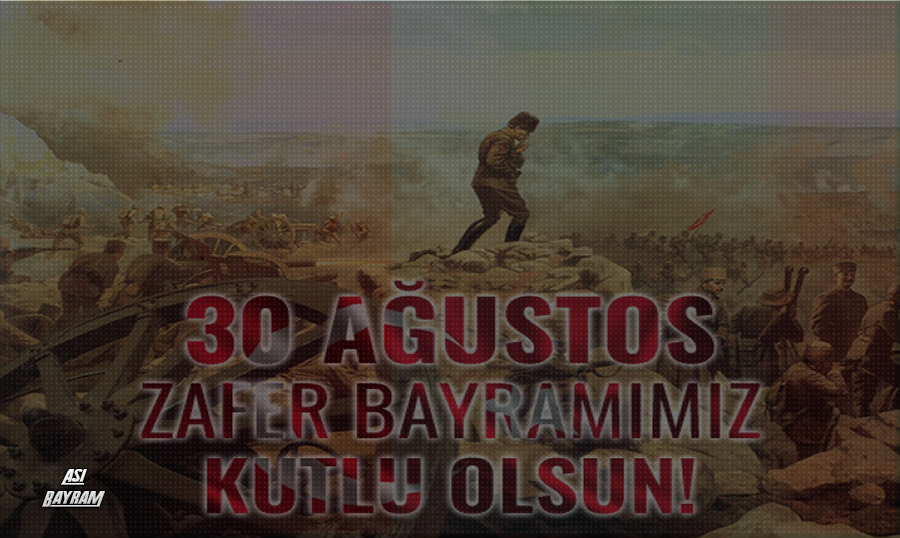 30 Agustos Zafer Bayrami E-Kart 6