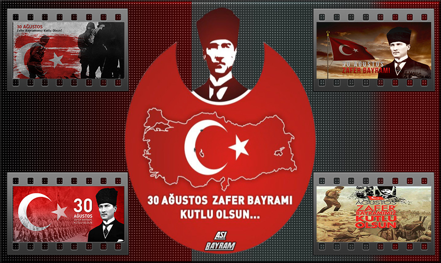 30 Agustos Zafer Bayrami E-Kart 4