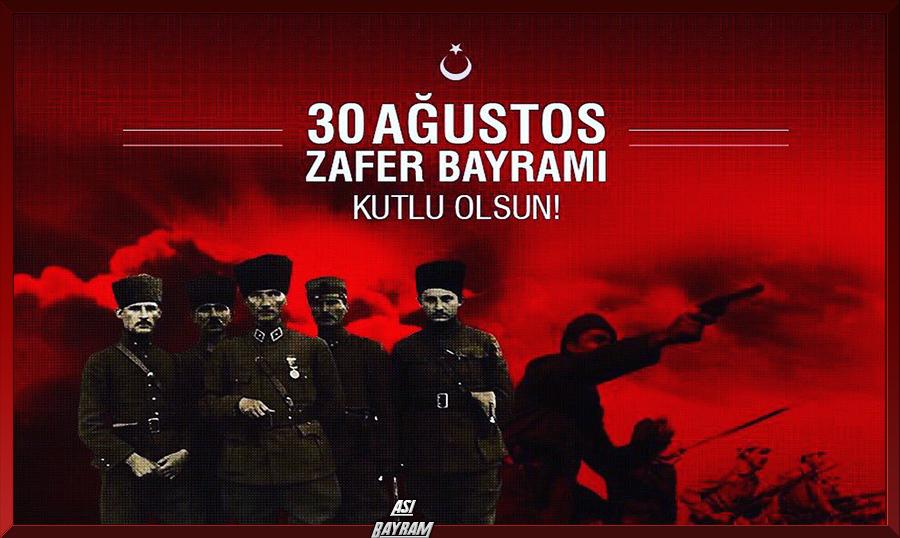 30 Agustos Zafer Bayrami E-Kart 3