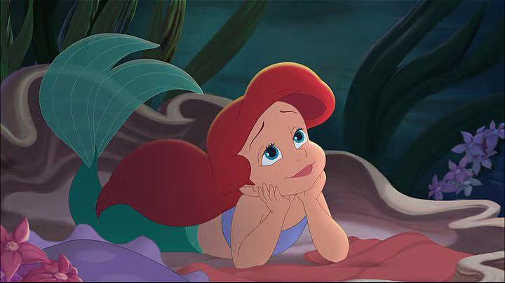 Küçük Deniz Kızı: Ariel Basliyor Ekran Görüntüsü 1