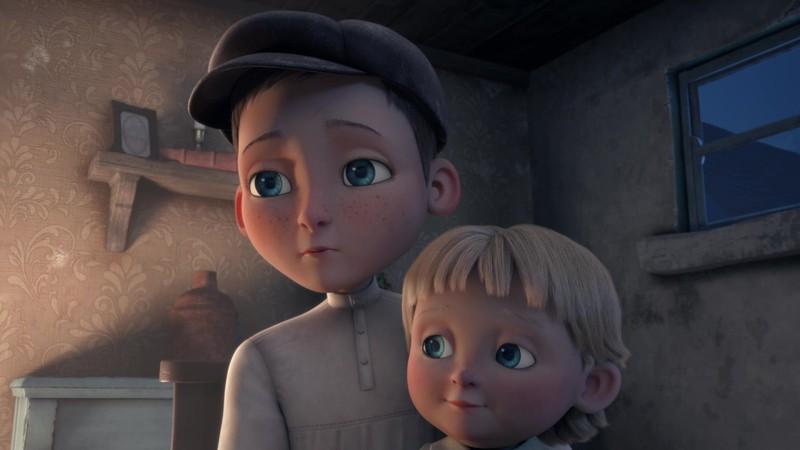 Angela'nin Noel'i Ekran Görüntüsü 2