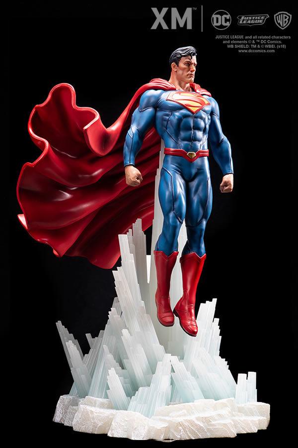 Premium Collectibles : JLA Superman 1/6**   30mjxk