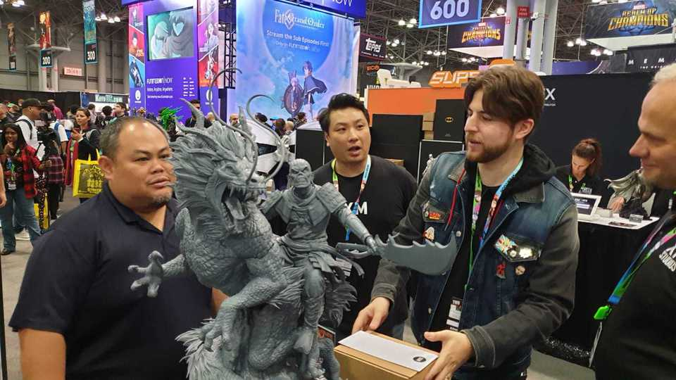 XM Studios: Coverage New York Comic Con 2019 - October 3rd to 6th  30tjy4