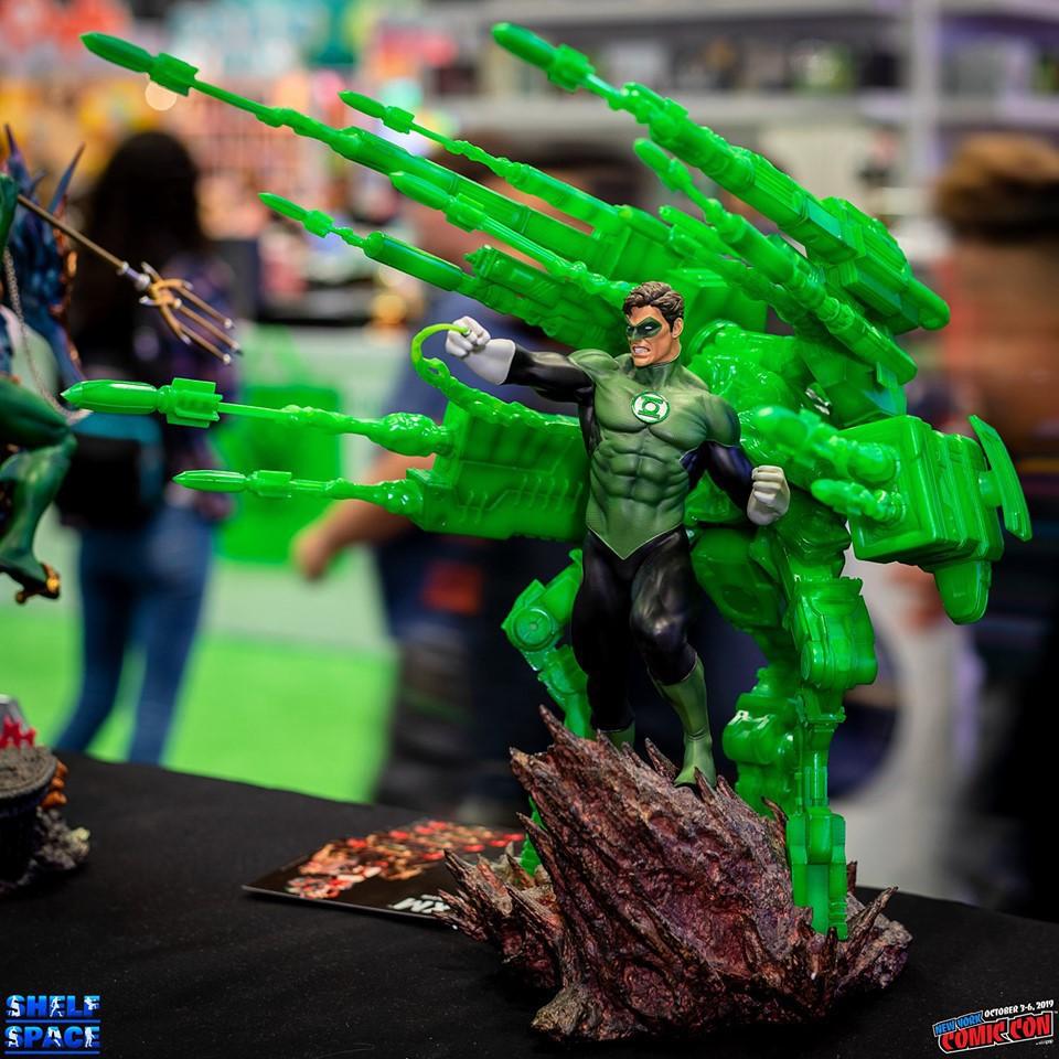 Premium Collectibles : JLA Green Lantern 1/6**   30zksy