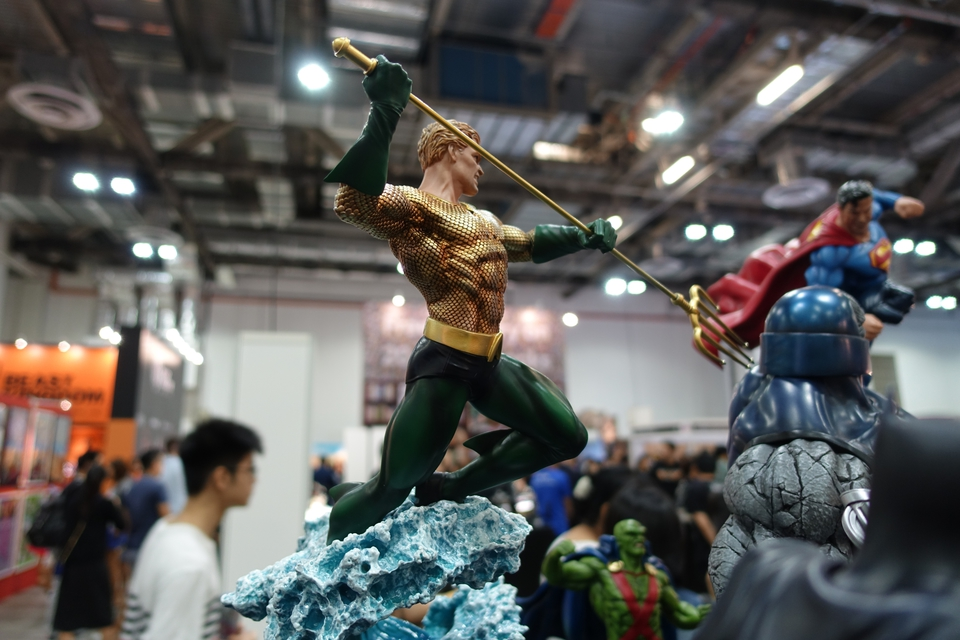 XM Studios: Coverage Singapore Comic Con 2019 – December 7th to 8th 30zykcb