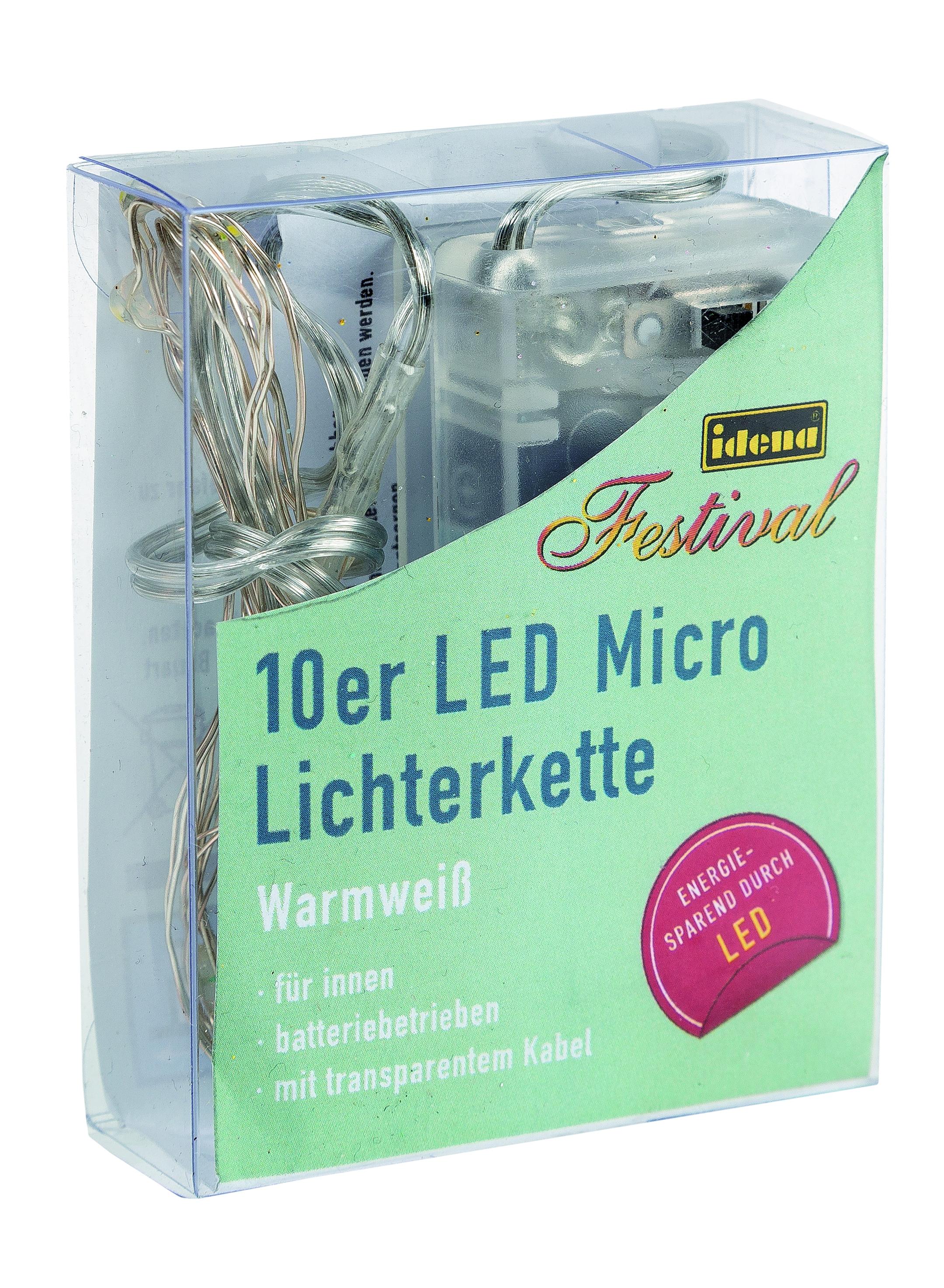 311141huk1 Erstaunlich 10er Lichterkette Mit Schalter Dekorationen