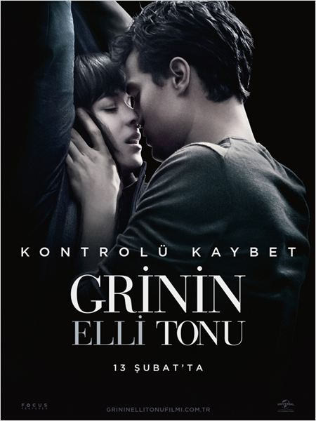 Grinin 50 Tonu – Fifty Shades of Grey (2015) Film İndir