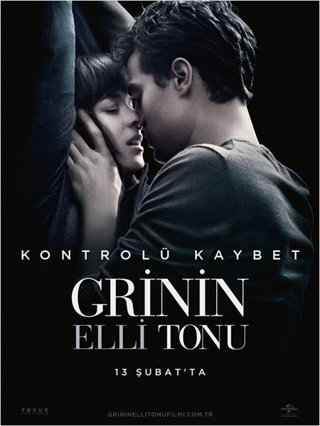 Grinin 50 Tonu – Fifty Shades of Grey (2015) Film İndir