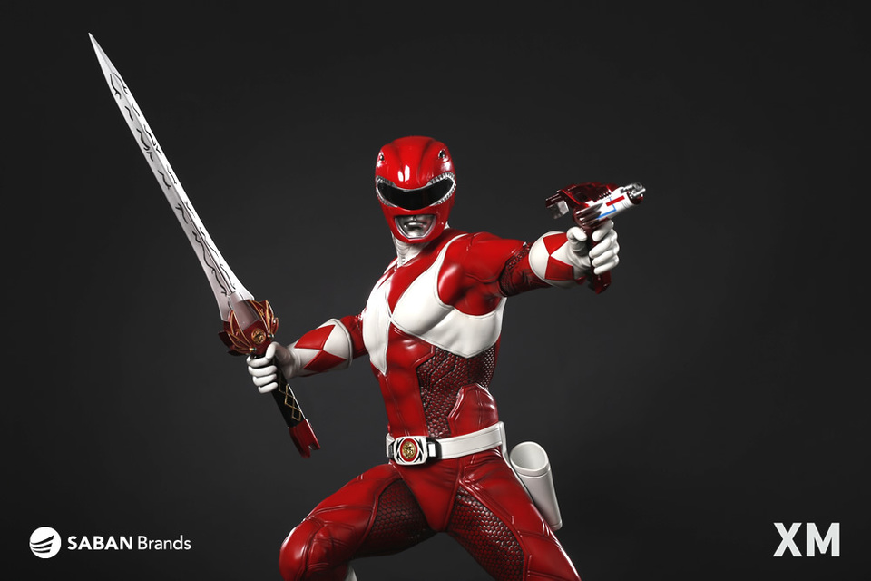 Premium Collectibles : Power Ranger Red 314pzx