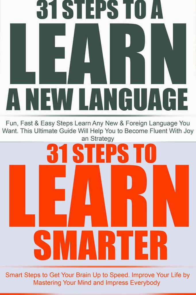 31 Steps to Learn a New Language