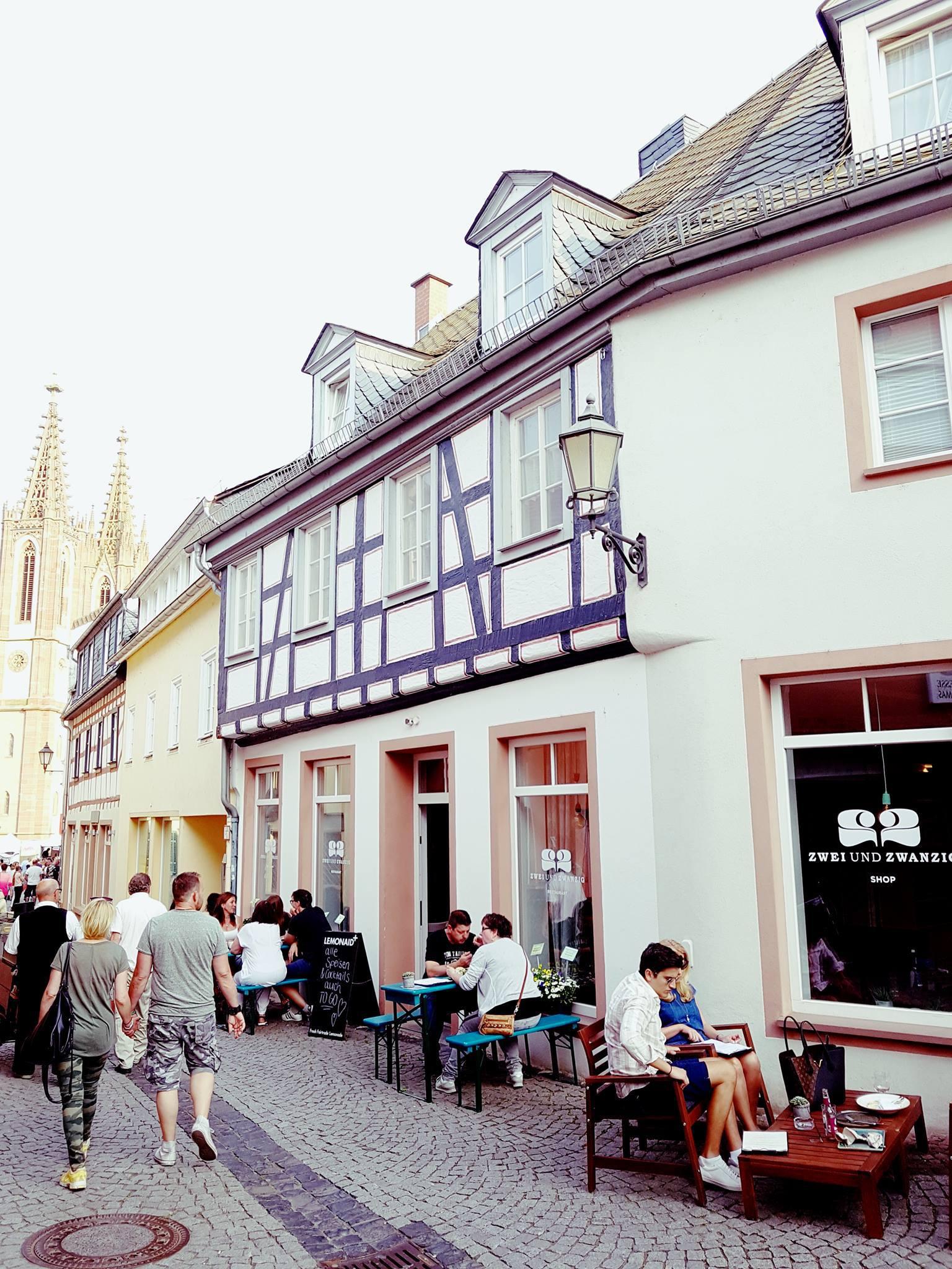 WIN* Tipps 🥐Frühstücken & ☕Brunchen im Rheingau
