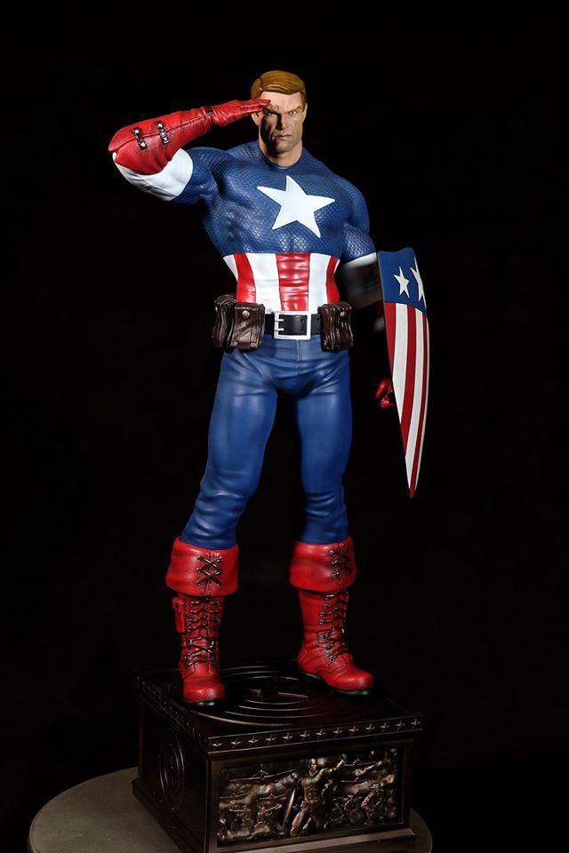 Premium Collectibles : Captain America - Sentinel of liberty - Page 5 32aaaa53u0g