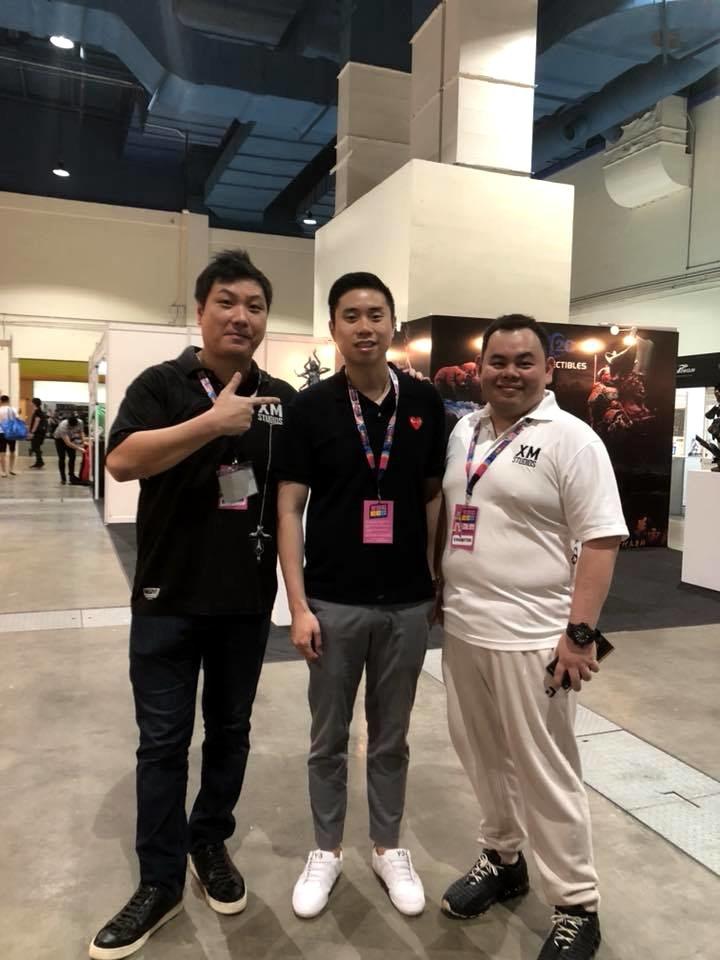 XM Studios: Coverage TAGCC 2018 - April 7th-8th 32hssdx