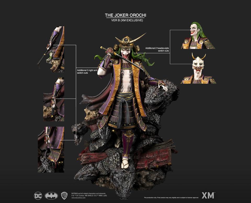 Samurai Series : Batman Shugo 32vkb3