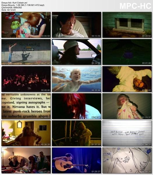 Kurt Cobain Ekran Görüntüsü 1