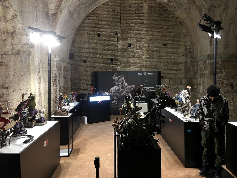 XM Studios: Coverage Lucca 2018 - Oct. 31th to Nov. 4th   331iwt