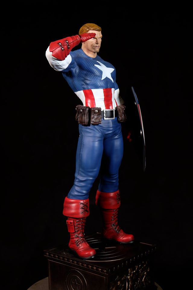 Premium Collectibles : Captain America - Sentinel of liberty - Page 5 338tux0