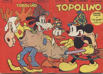 TOPOLINO LIBRETTO – N° 33 (1951)