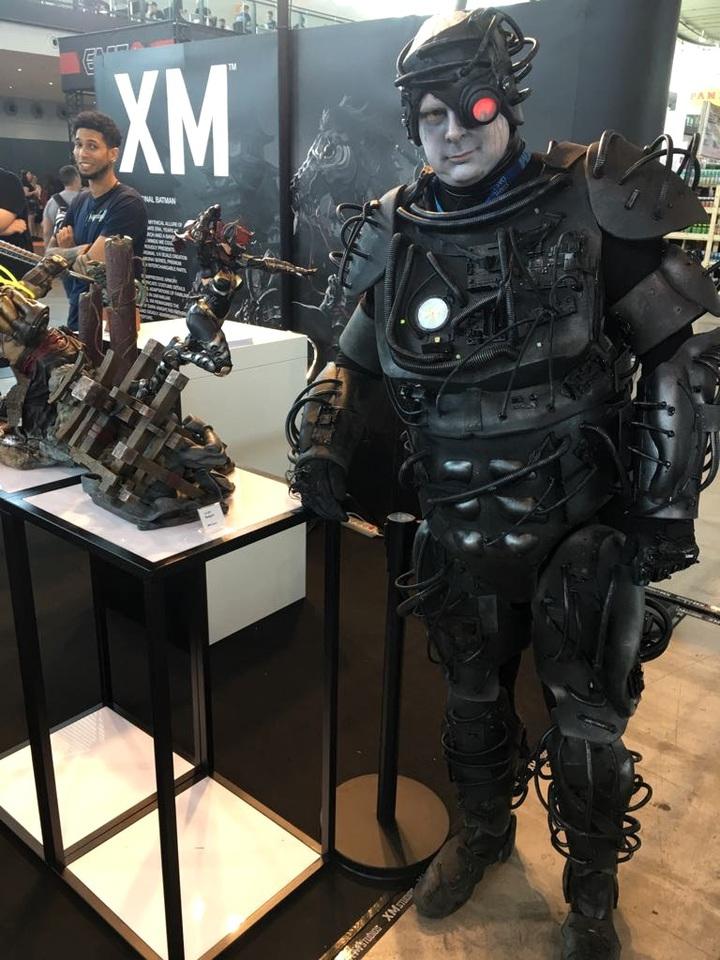 XM Studios: Comic Con Germany Stuttgart 2018  342jspr