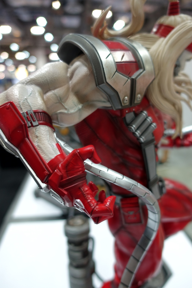 Premium Collectibles : Omega Red - Comics version** 343dki7