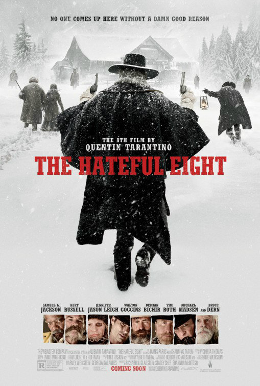 The Hateful Eight 2015 ( DVDSCR XviD ) Türkçe Altyazı, BluRay Dual Türkçe Dublaj Film indir, Film-Rip.Com Film indir