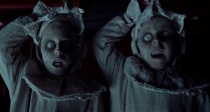 Bayan Peregrine'in Tuhaf Çocukları Ekran Görüntüsü 2