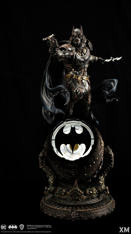 Samurai Series : Batman Shugo 34n6jco
