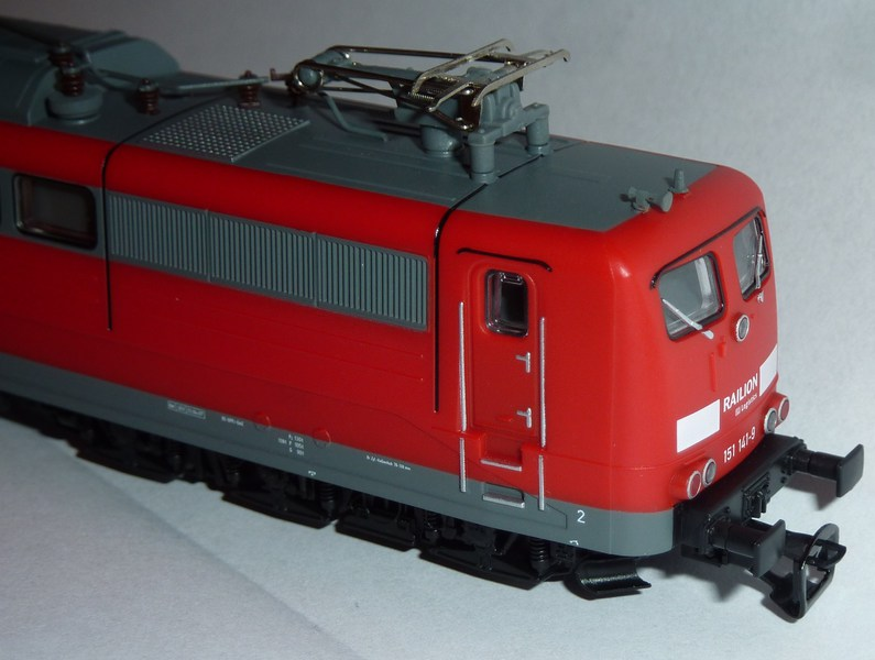 Piko 47200: 151 141-9  Railion DB Logistics 35esmo