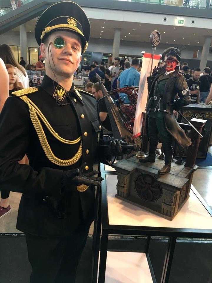 XM Studios: Comic Con Germany Stuttgart 2018  35tis52