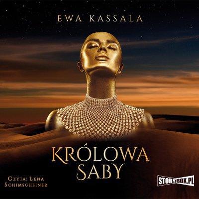 Ewa Kassala - Królowa Saby [Audiobook PL]