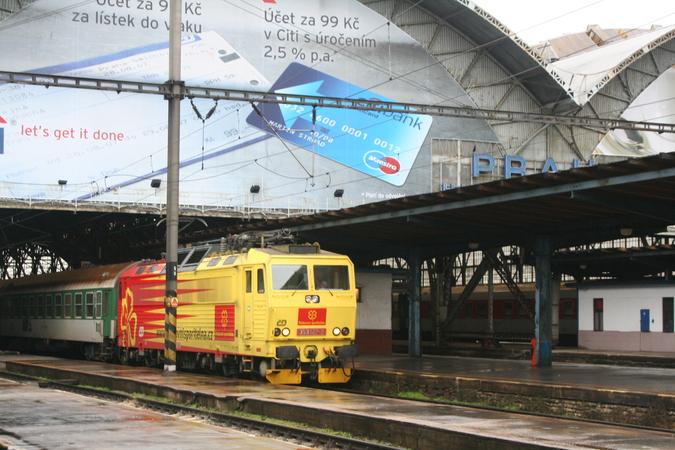 363 127-2 Praha Hlavní Nádraži