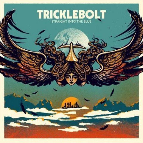 Tricklebolt - Straight into the Blue (2020)