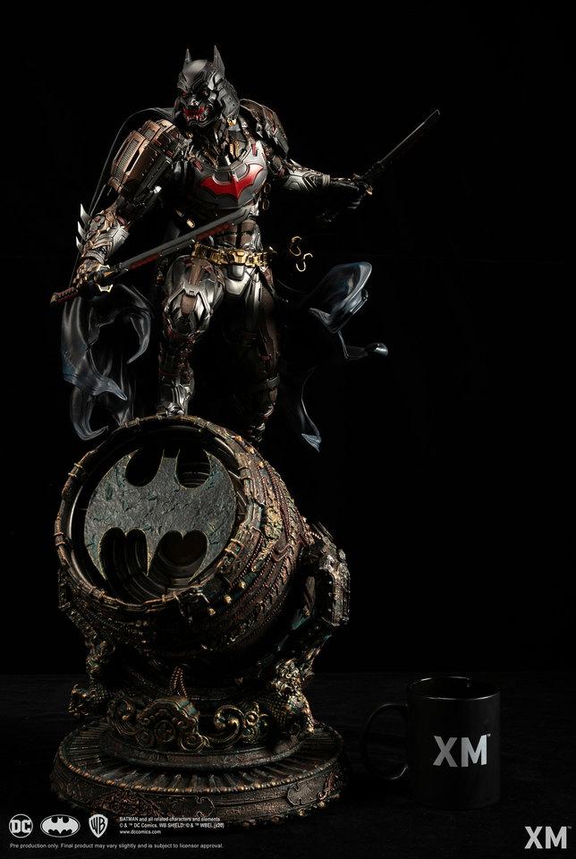 Samurai Series : Batman Shugo 36dfjqv