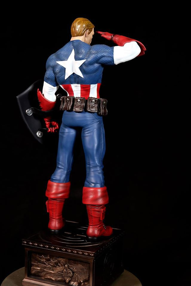 Premium Collectibles : Captain America - Sentinel of liberty - Page 5 36oouub