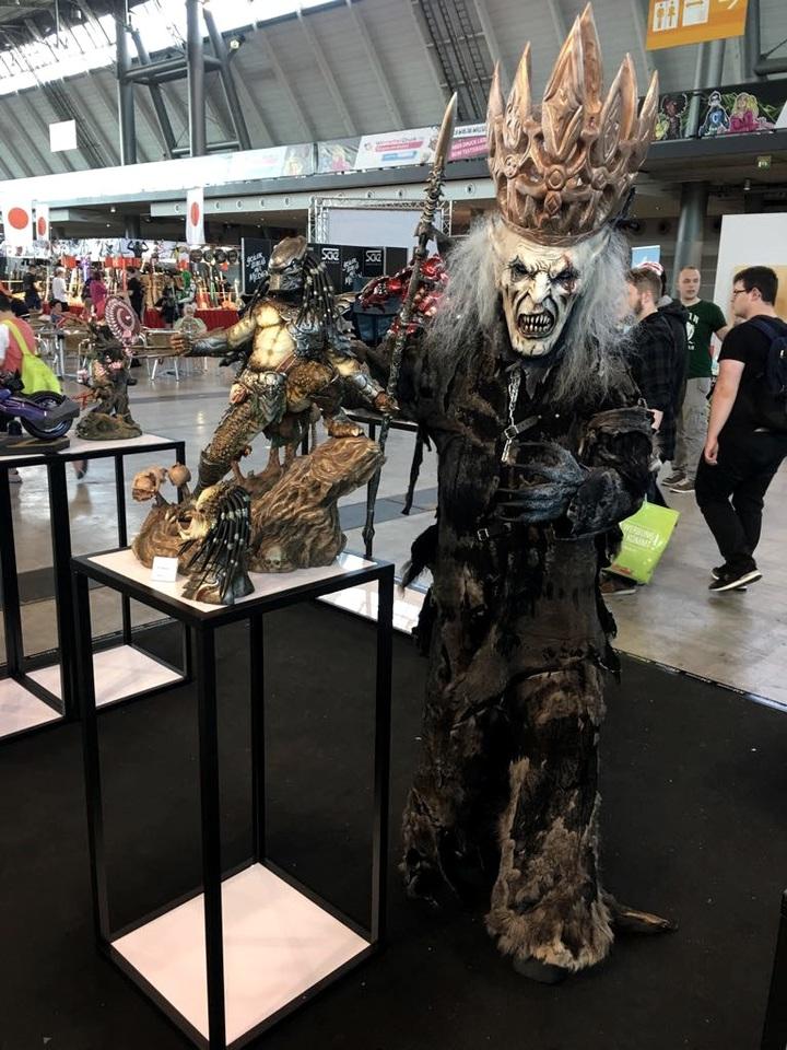 XM Studios: Comic Con Germany Stuttgart 2018  36w0s9h