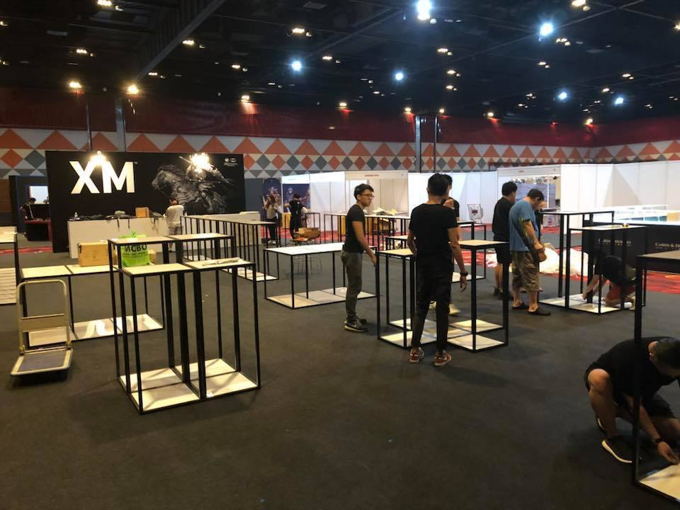 XM Studios: Coverage ACC Malaysia 2018 - July 13th to 15th  37107940_219059716122v1jk3