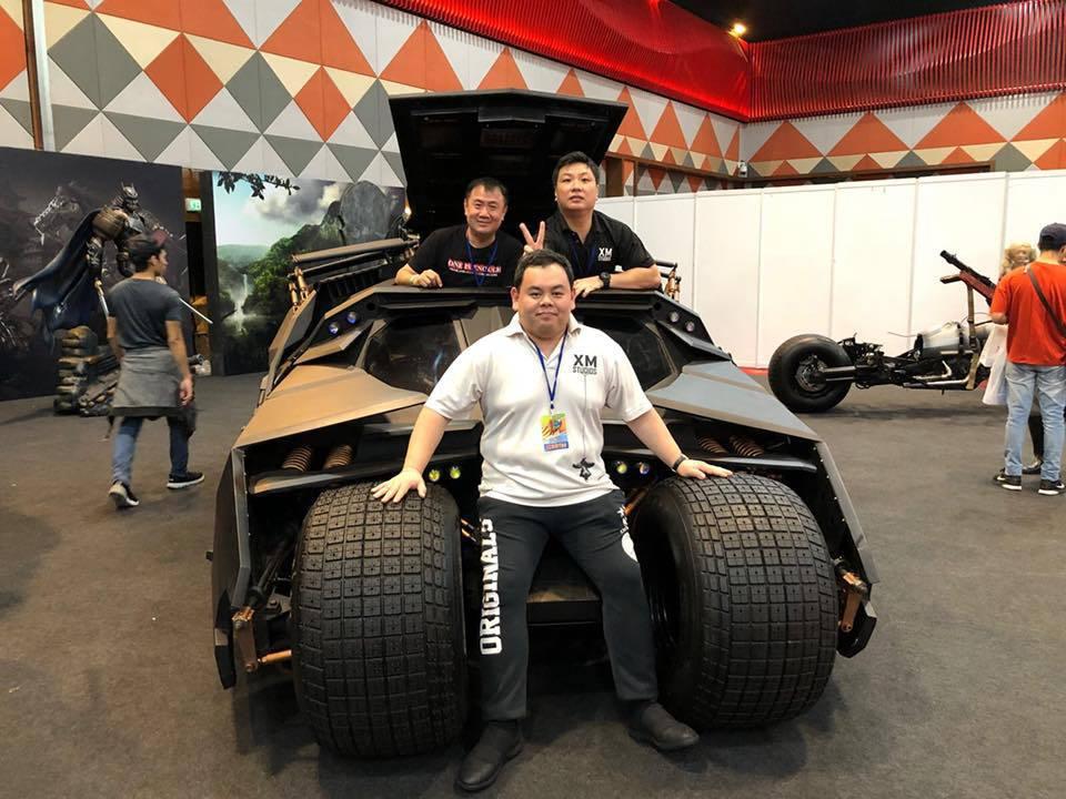 XM Studios: Coverage ACC Malaysia 2018 - July 13th to 15th  37115421_219258898769k1spv