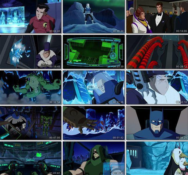 Batman Unlimited: Mech vs. Mutants Ekran Görüntüsü 1