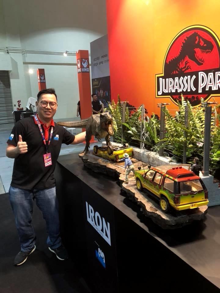 XM Studios: Coverage TAGCC 2018 - April 7th-8th 37ijski