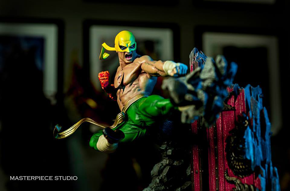 Premium Collectibles : Iron Fist - Page 5 382roa