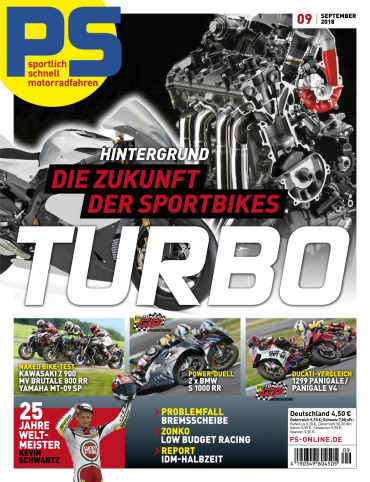 PS Motorradmagazin September No 09 2018