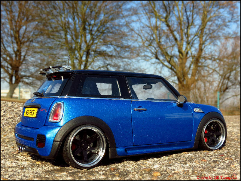 1 18 tuning mini cooper s jcw john cooper works nismo. Black Bedroom Furniture Sets. Home Design Ideas