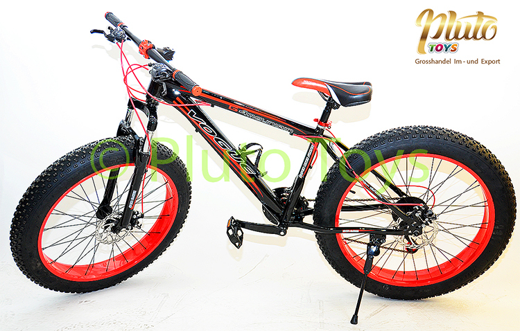 mountainbike mtb hardtail 20 zoll alu fatbike fat bike. Black Bedroom Furniture Sets. Home Design Ideas