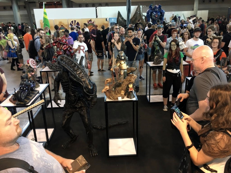 XM Studios: Comic Con Germany Stuttgart 2018  39e8s9d