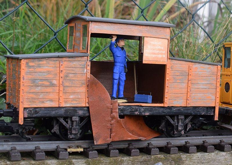 Alterungen Patinieren Gartenbahn Stummis Modellbahnforum