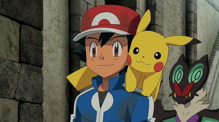 Pokémon Film: Volcanion ve Mekanik Mucize Ekran Görüntüsü 1