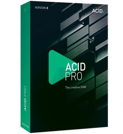 Magix Acid Pro v8.0.8