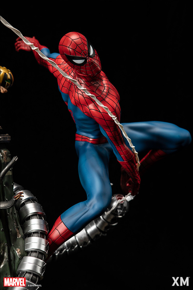 Premium Collectibles : Spiderman** 3bwfo0