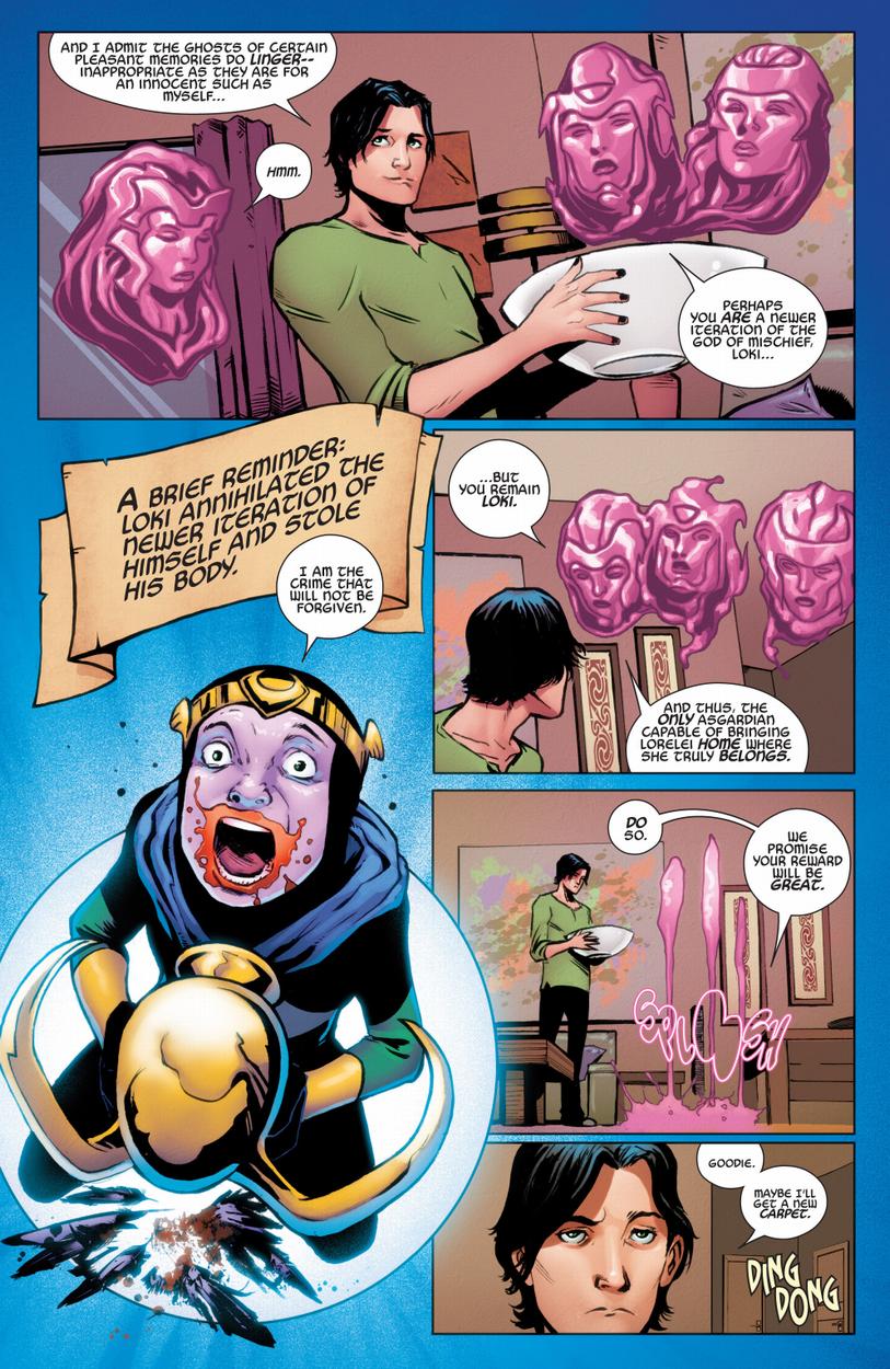 Marvel stripovi loki speed dating